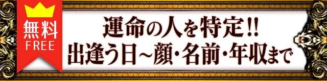 無料 運命の人特定!! 出逢う日〜顔・名前・年収まで解明